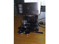 Gaggia filter coffee machine