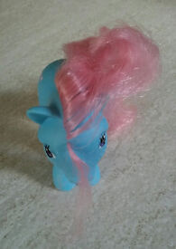 Vintage G1 My Little Pony Bowtie