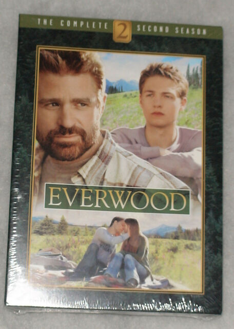 Everwood: Season Series 2 Two - Complete DVD Box Set - Region 2 - NEW & SEALED