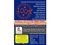Trust Cleaner Professional Carpet Cleaning