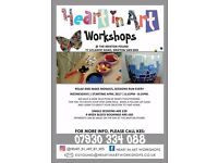 Beginners Creative Mosaic Making every Wednesday evening