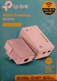 tp link Wi-Fi booster (TL-WPA 4220 kit)