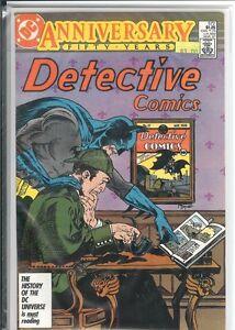 Batman DETECTIVE COMICS #572
