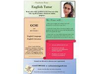 Expert GCSE English Tutor