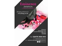 Eminence Cleaning Services..