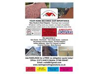 ALL ROOFING AND MOSS REMOVAL SERVICES