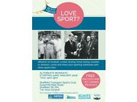 Sporting Memories - Sporting Reminiscence Group @Sheffield Transport Sports Club