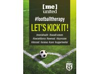 Football Therapy Liverpool Mental Health MeUnited