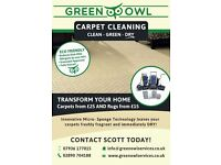 Belfast Carpet Cleaning - Immediately Dry! Professional, Fully Insured and Reliable.