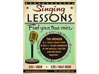 Singing Lessons in Coventry