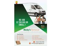 24-7 courier man and van removals pick drop off