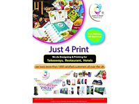 LEAFLET Printing ,BROCHURES,FLYERS - POSTER -BUSINESS CARDS& Vinyl stickers,TAXI Cards London,surrey