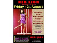 FRIDAY 12th AUGUST - 60s 70s SOUL / REGGAE / MOTOWN / SKA with DOUBLE BARREL . MANGOTSFIELD