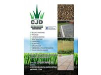 CJD Driveways and Landscaping.