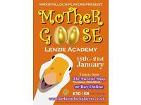 Mother Goose - Panto 2017