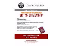 British Citizenship for Children Born to Indian Parents
