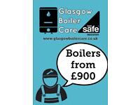 Boiler, heating plumbing repairs Glasgow