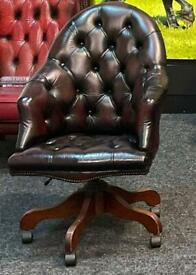 Chesterfield Thomas Lloyd Office Chair
