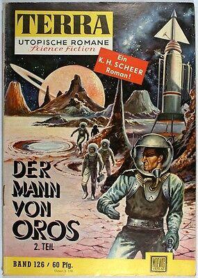 Terra utopische Romane Band 126 in Z2+