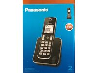 Panasonic cordless house phone (twin set)