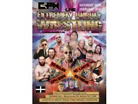 Cornish Pro Wrestling: Extremely Unruly,