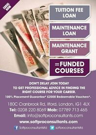 HND,Degree, Topup, Masters Courses & Free Tuition