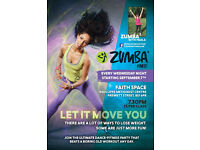 *Weekly Zumba Classes in Central Bristol with Paula*