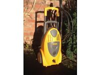 Halfords Pressure Washer 130 bar 1500W with 10M hose extension included - Great working order!