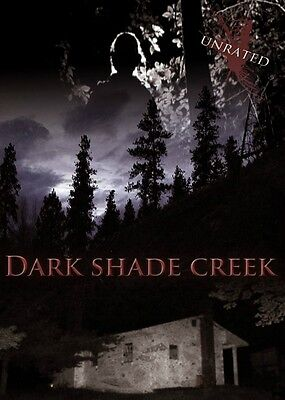 DARK SHADE CREEK DVD AUTOGRAPHED NEW HORROR FRIDAY THE 13TH HALLOWEEN