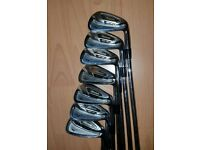 Set of mp 59 irons. 4-pw