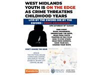 On The Edge (Youth Crime and knife Crime discussion)