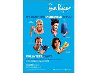 Weekend Volunteers needed in Abingdon..... can you help us?