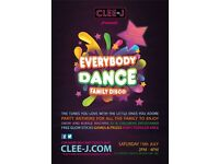 Clee-J - Female DJ, Children's Discos, Wedding DJ, Corporate Event DJ, Mobile disco, Entertainer.