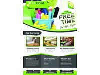 KIF KOM CLEANING SERVICE