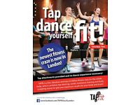 Tap dance yourself fit!