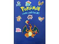 Pokemon Cards Book Holder