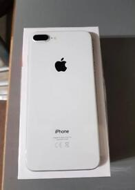 Apple iPhone 8 Plus 64GB with Extras!