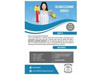 Reliable Cleaning Services Bedfordshire