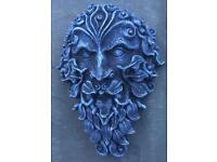 Man Of The Woods Decorative Wall Plaque