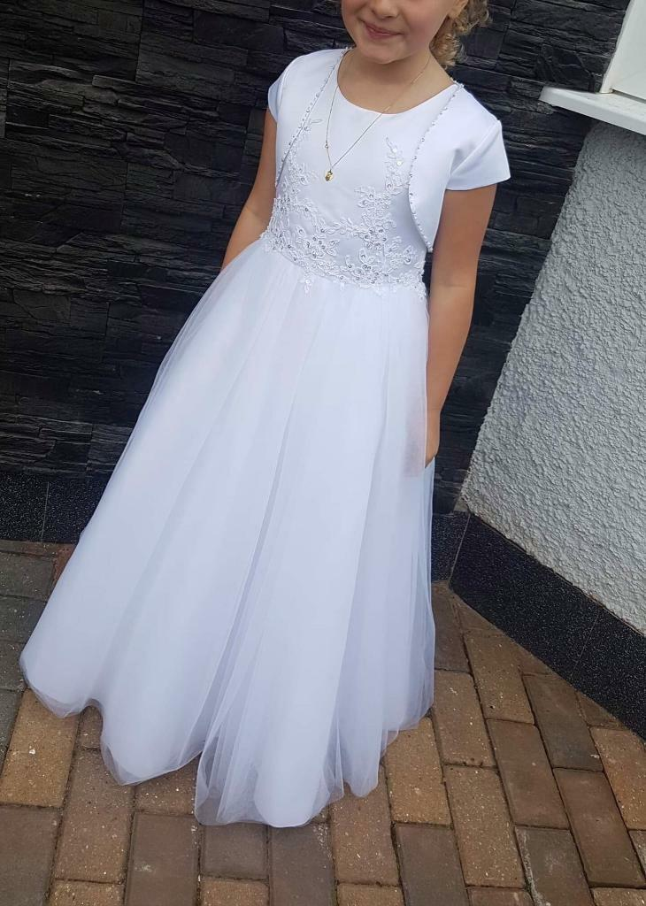 buy elegant shoes great deals 2017 First holy communion dress | in Stockton-on-Tees, County Durham | Gumtree