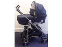::::::: INGLESINA ZIPPY PRO ALL IN ONE PRAM :::::::