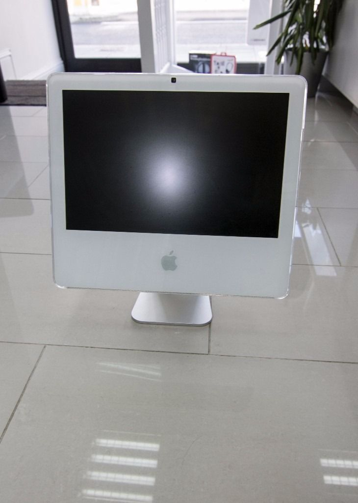 Apple iMac 20in Tooting, LondonGumtree - Apple iMac 20'' Intel Core Duo 2.16 GHz Processor 2GB Memory 250GB Hard Disk DVD R Drive Apple Bluetooth Built in Air Port Extreme Marvell Yukon Gigabit Ethernet Controller Intel High Definition Audio Mac OS Xv10.7.5 Lion Tested using Apple...