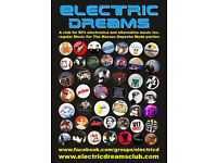 Electric Dreams 20th Anniversary Party