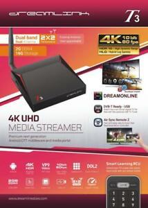 DREAMLINK T3 4K 2GB DDR4 + 16GB | DUAL BAND GIGABIT WIFI Extra 10%OFF