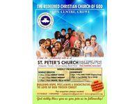 SUPER SUNDAY CHURCH SERVICE