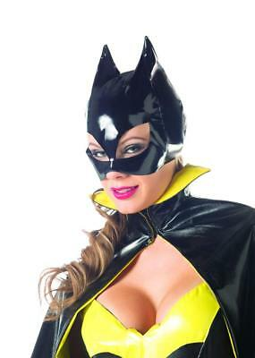 sexy BE WICKED shiny CATWOMAN batman BATGIRL bat MASK party HALLOWEEN accessory - Catwoman Mask