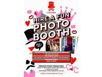 Photo Booth For Hire - Affordable Photo Booth with Class - Hire For Weddings and all Events