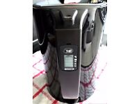 MORPHY RICHARDS - BRITA ELECTRIC FILTER KETTLE - BLACK