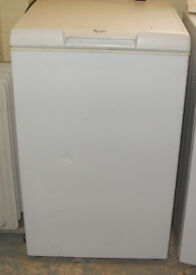 FREE FOR COLLECTION. SMALL CHEST FREEZER
