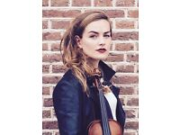 Violin Tuition by experienced teacher - North London